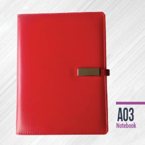 Notebook A03