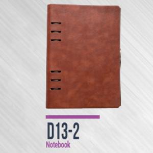 Notebook D13-2