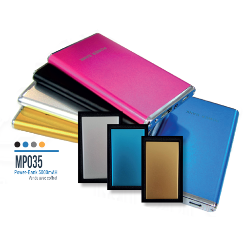 Power Bank MP035ST