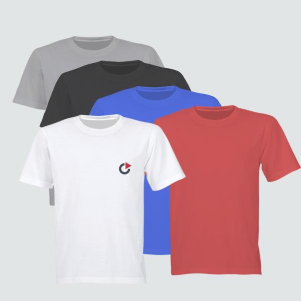 tshirt personnalisé couleurs