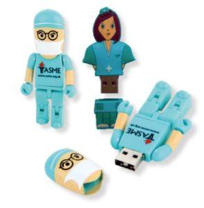 Clé USB personnalisé DOCTEUR
