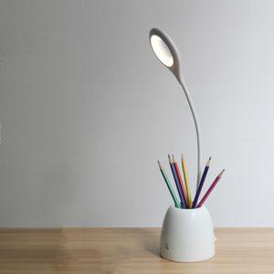 Lampe bureau 3en1 USB