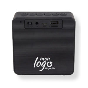 Enceinte Audio Bluetooth réveil XVT1
