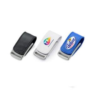Clé USB en cuir F850F
